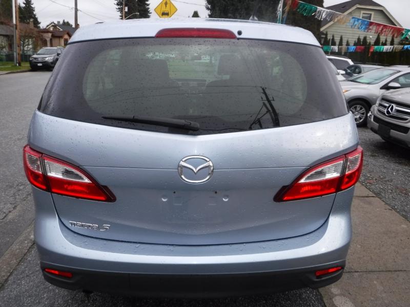 Mazda 5 2012 price $6,800