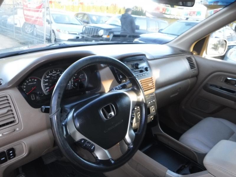 Honda Pilot 2003 price