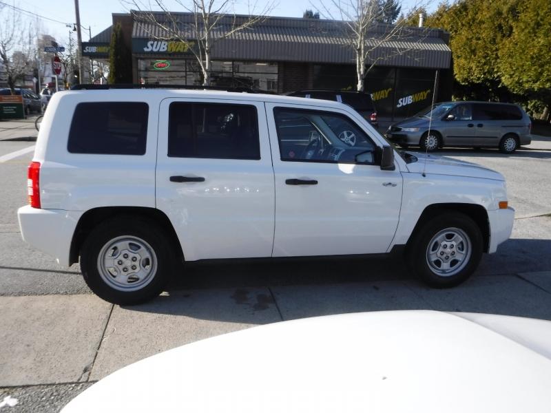 Jeep Patriot 2008 price