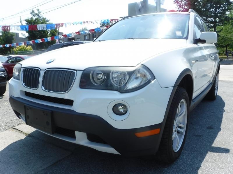 BMW X3 2007 price $7,450