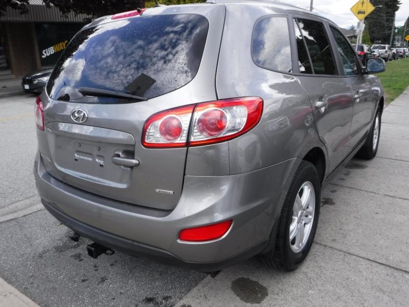 Hyundai Santa Fe 2012 price