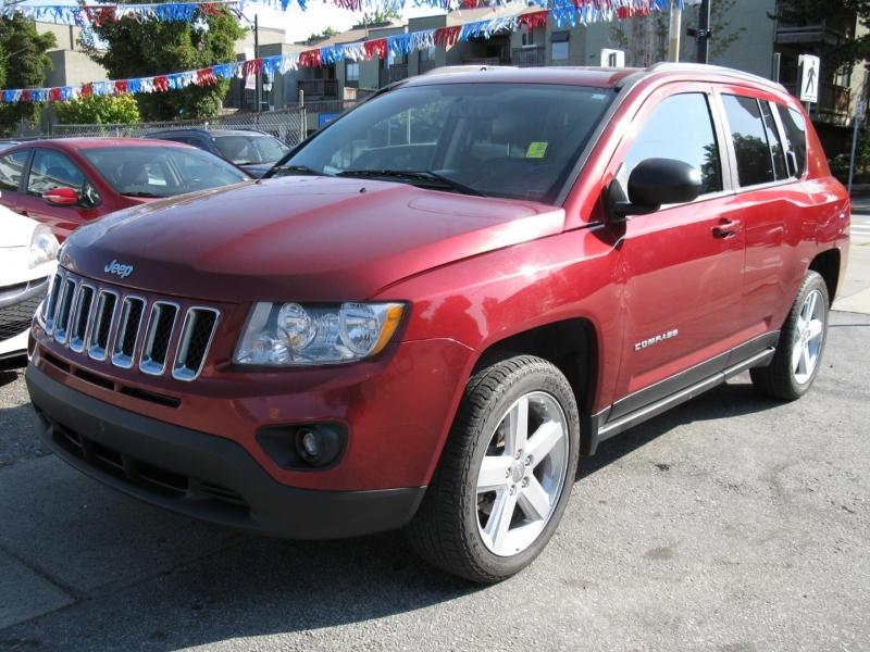 Jeep Compass 2012 price $8,800