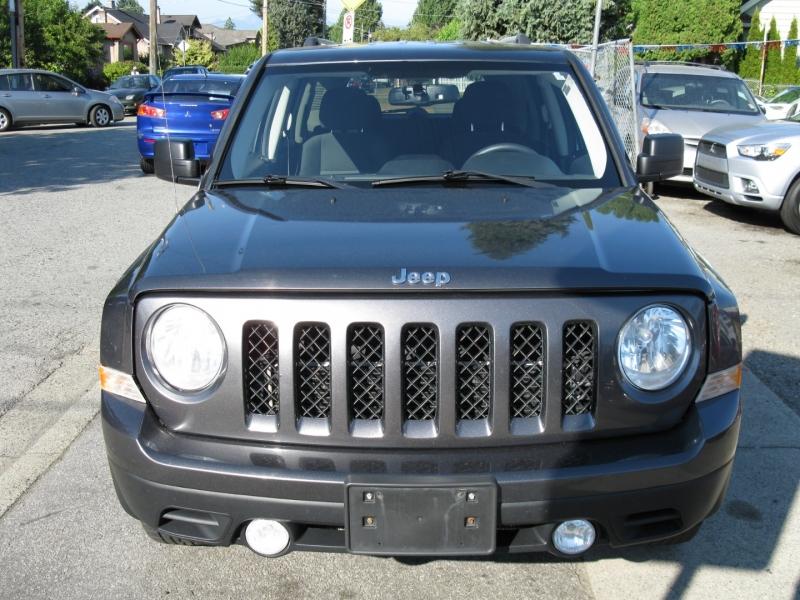 Jeep Patriot 2017 price $11,800