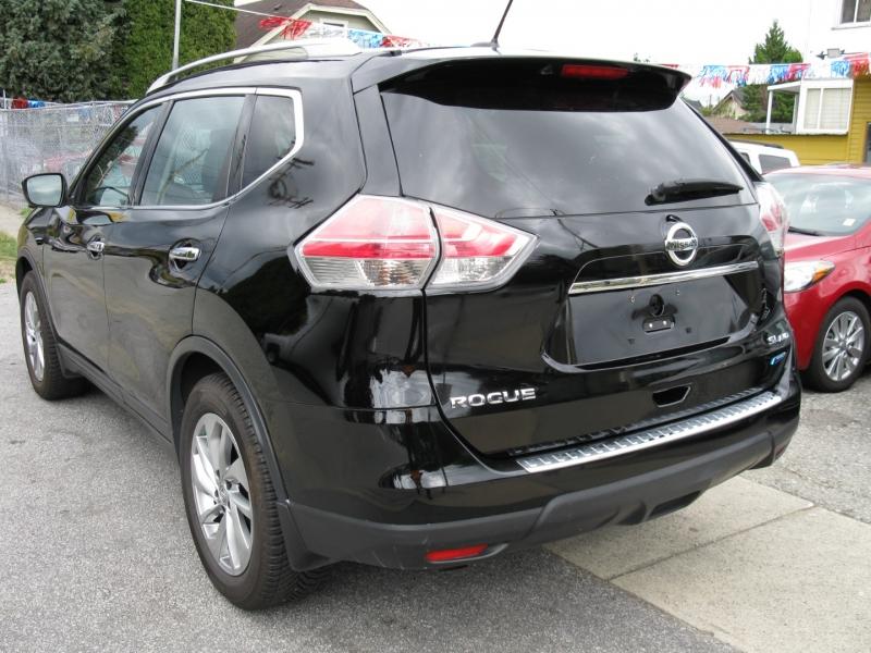 Nissan Rogue 2015 price