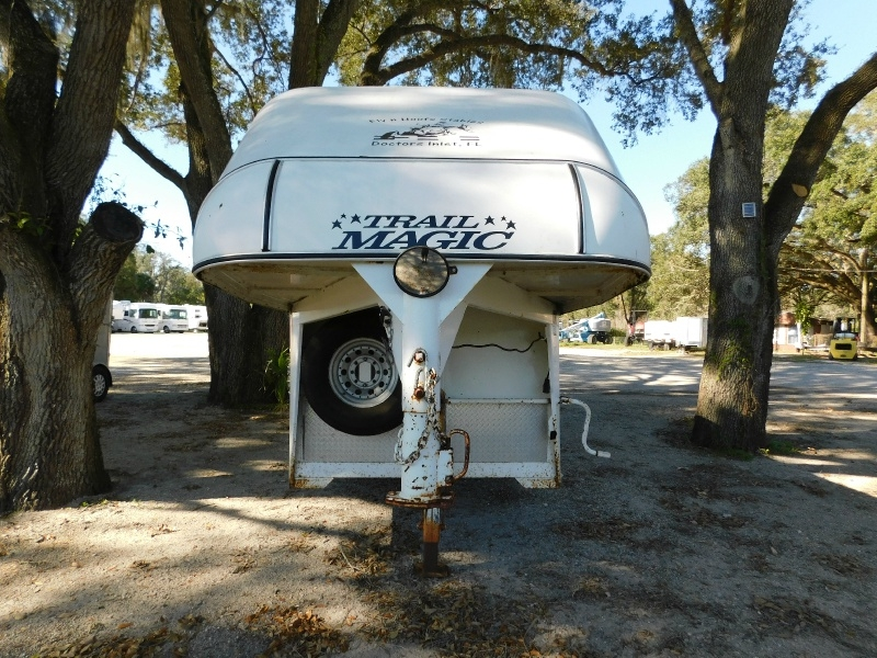 Trail Magic Horse Trailer 1999 price $6,000