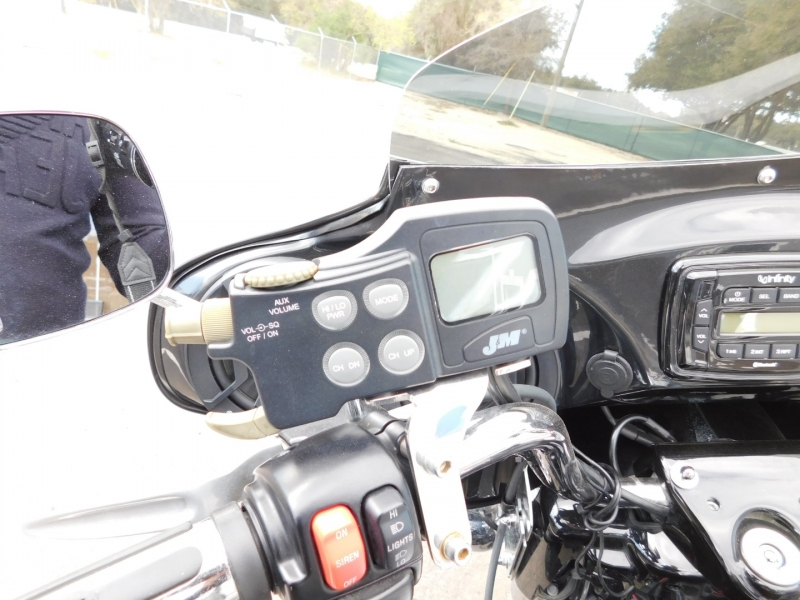Harley-Davidson Police Road King 2010 price $14,900