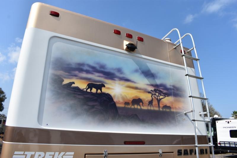 Safari Trek 1999 price $18,900