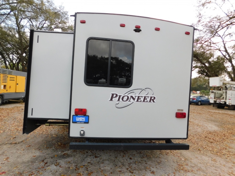 Heartland Pioneer 2018 price $27,900