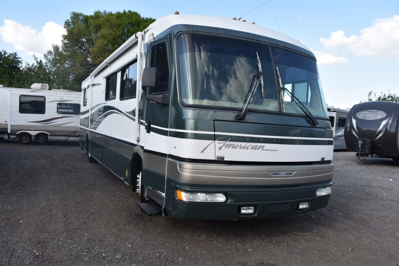 Fleetwood AMERICAN TRADITION 1999 price $30,000