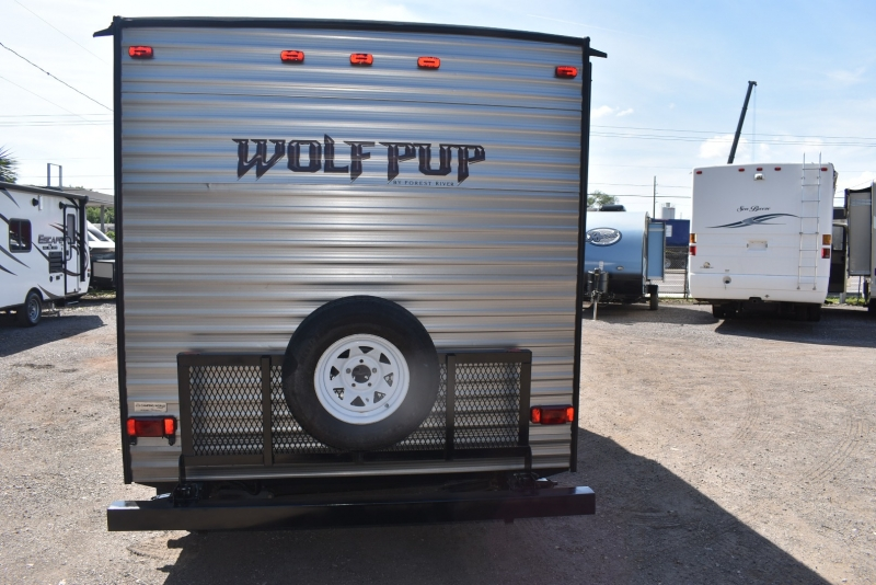 Forest River WOLF PUP LIMITED 2015 price $12,900