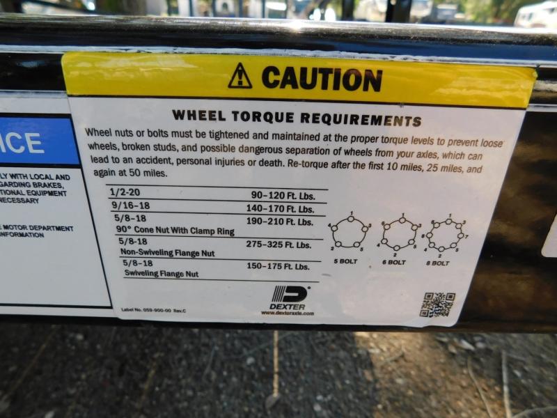 PJ Trailers Utility Trailer 2021 price $4,900