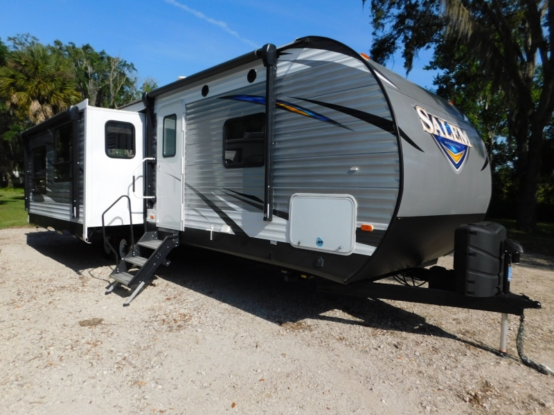 Forest River Salem 2018 price $21,900