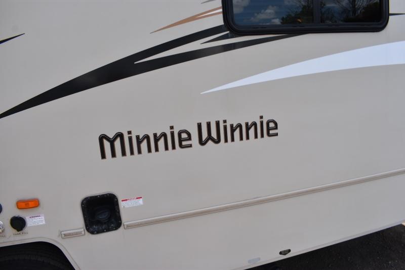 Winnebago MINNIE WINNIE 2016 price $65,000
