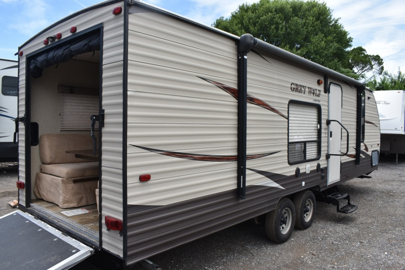 Forest River GREY WOLF LIMITED 2016 price $19,900
