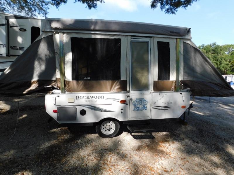 Forest River Rockwood 2013 price $7,900