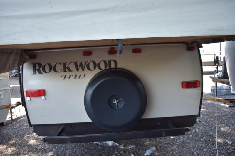 Forest River ROCKWOOD 2013 price $10,900