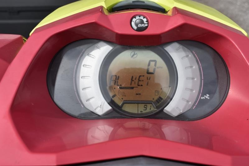 Sea Doo GTI SE 130 2015 price $15,000