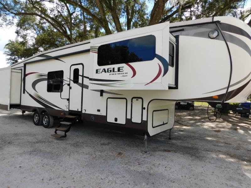 Jayco Eagle Premier 2015 price $34,900