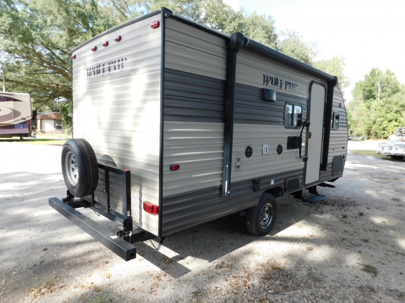 Forest River Wolf Pup 2017 price $18,900