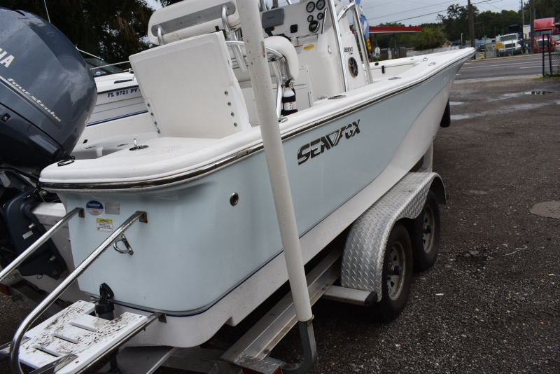 SEA FOX 220XT 2013 price $48,000