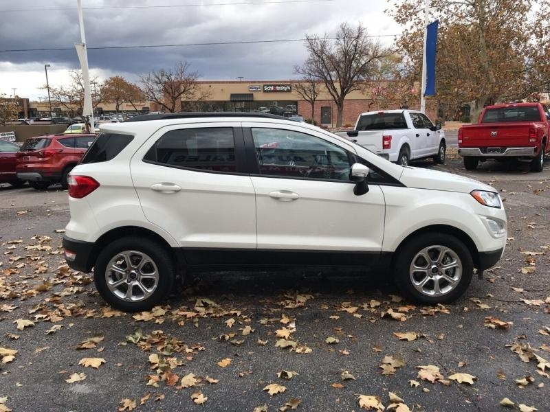 Ford Ecosport 2018 price $15,495