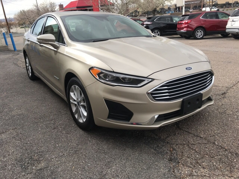 Ford Fusion Hybrid 2019 price $20,495