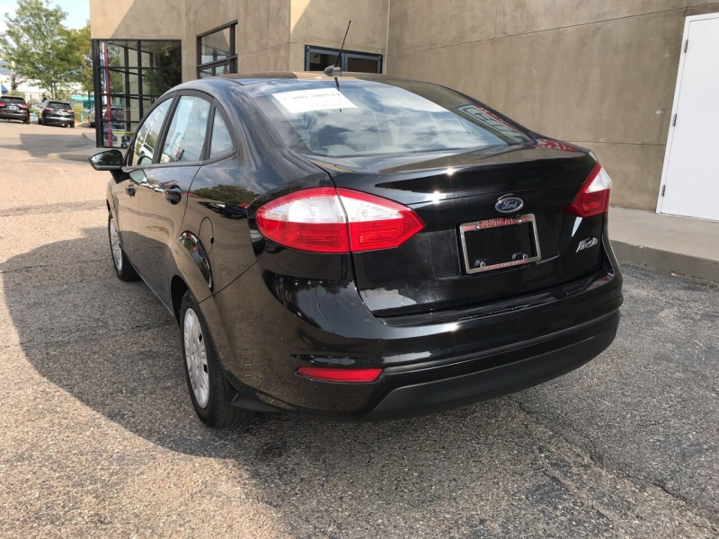 Ford Fiesta 2018 price $12,495