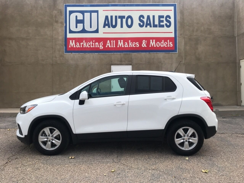 Chevrolet Trax 2020 price $17,995