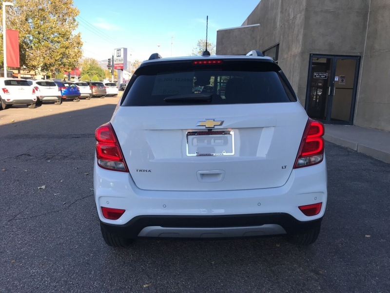 Chevrolet Trax 2017 price $15,995