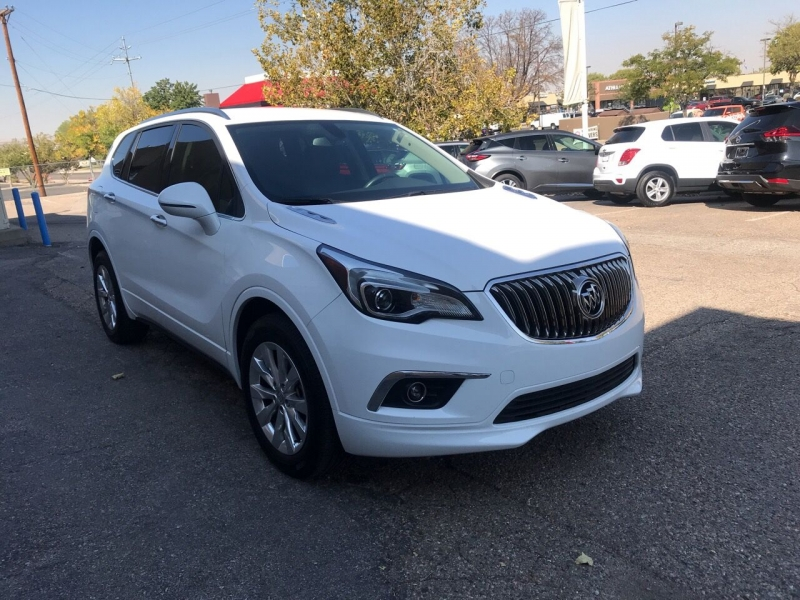Buick Envision 2017 price $23,995