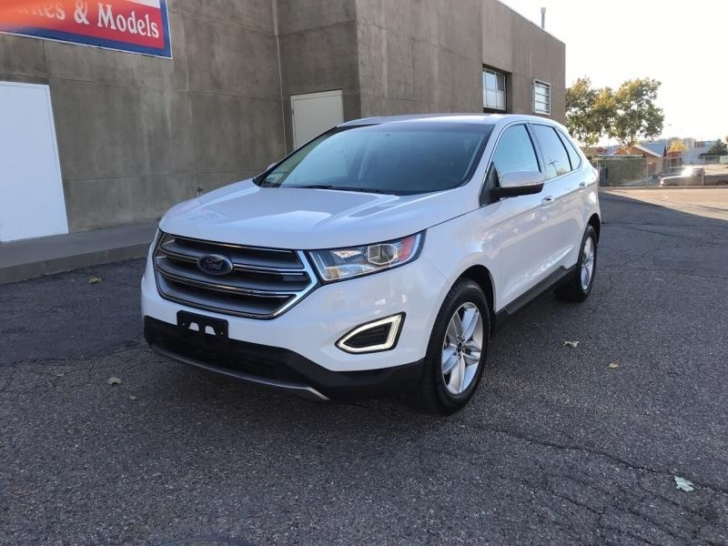 Ford Edge 2017 price $18,995