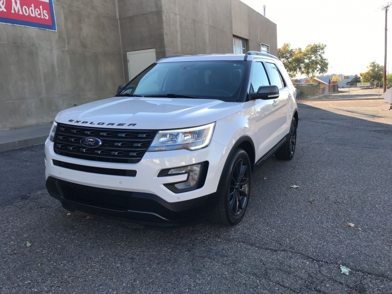 Ford Explorer 2017 price $26,995