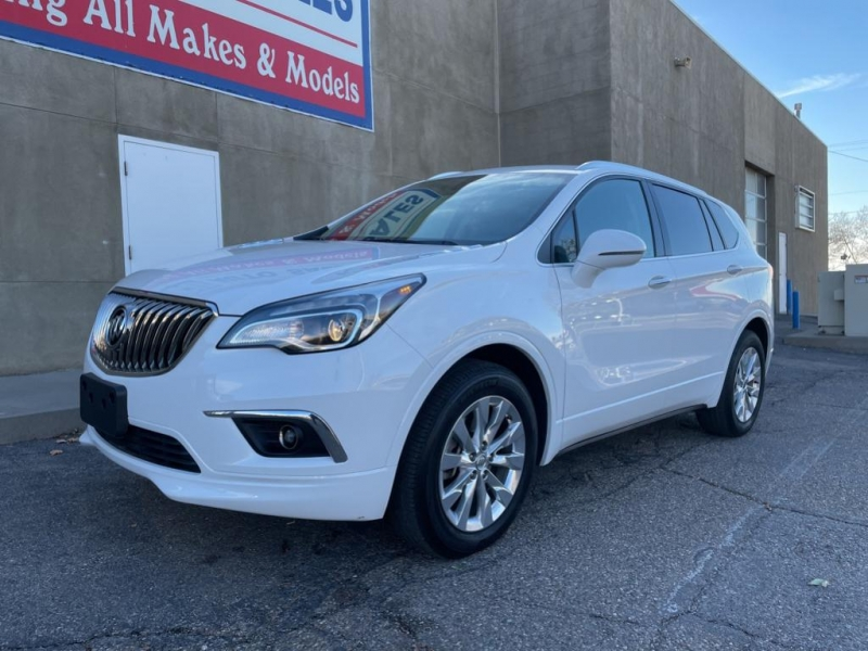 Buick Envision 2017 price $23,495