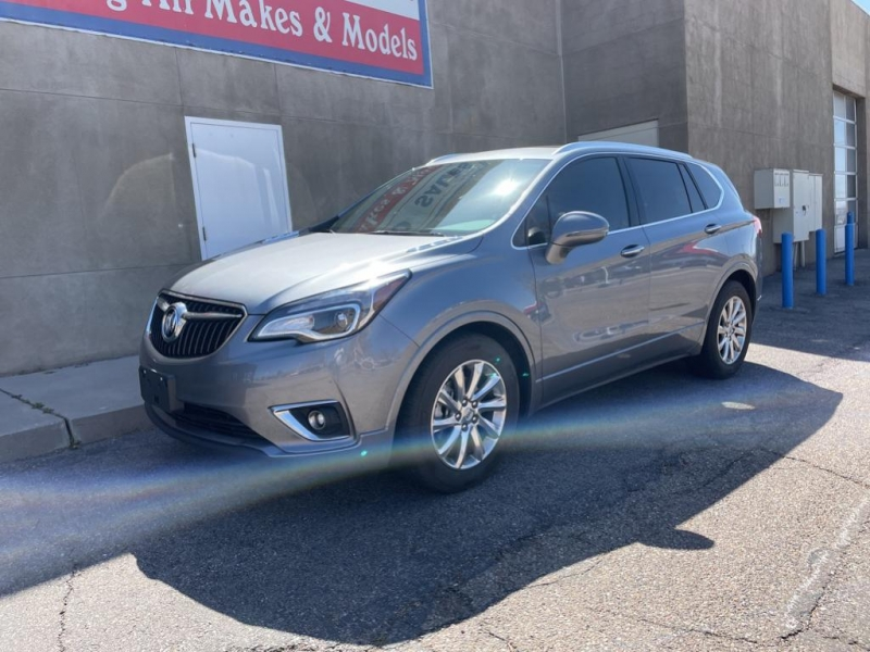 Buick Envision 2020 price $31,495