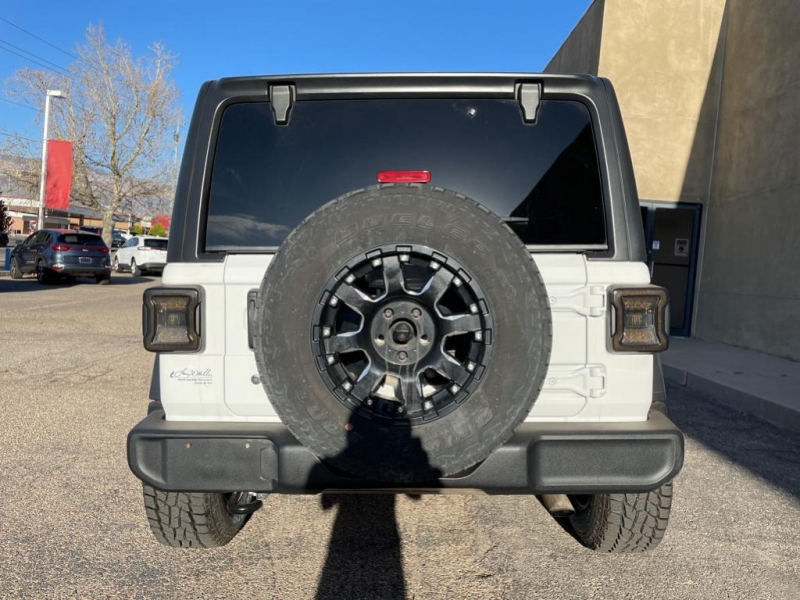 Jeep Wrangler Unlimited 2018 price $34,995