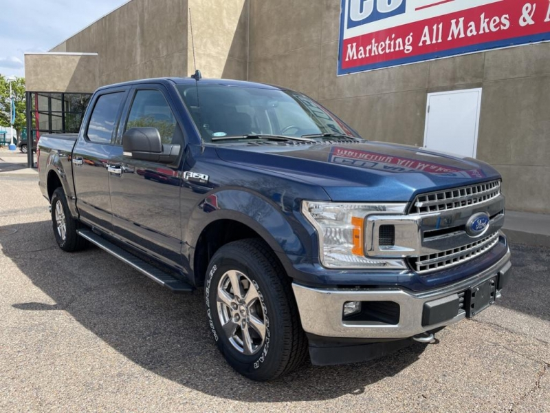 Ford F-150 2018 price $42,495