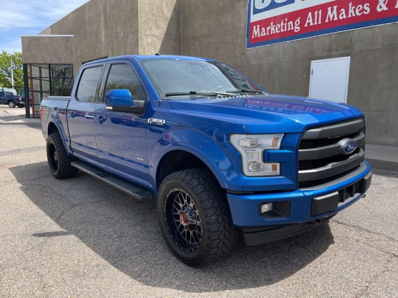 Ford F-150 2017 price $46,995