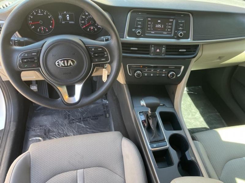 Kia Optima 2017 price $16,995
