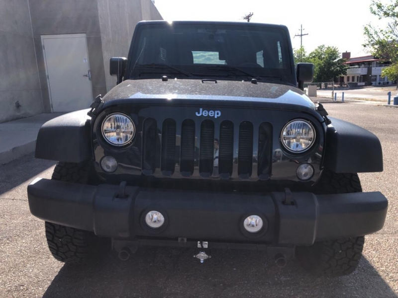 Jeep Wrangler Unlimited 2015 price $41,995