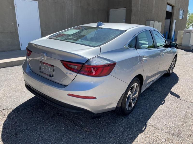 Honda Insight 2019 price $22,595