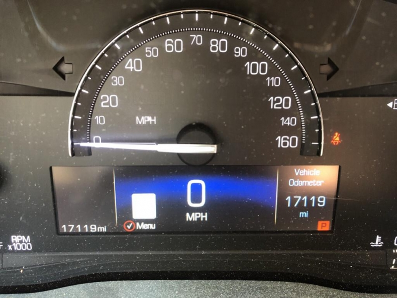 Cadillac XT5 2018 price $41,495