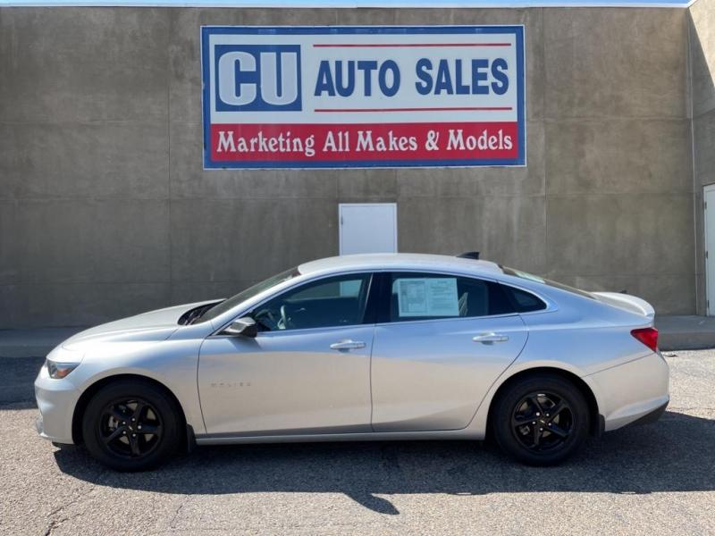 Chevrolet Malibu 2017 price $21,995