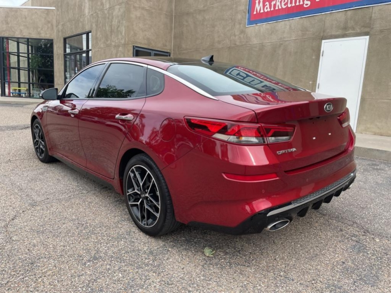 Kia Optima 2020 price $27,995