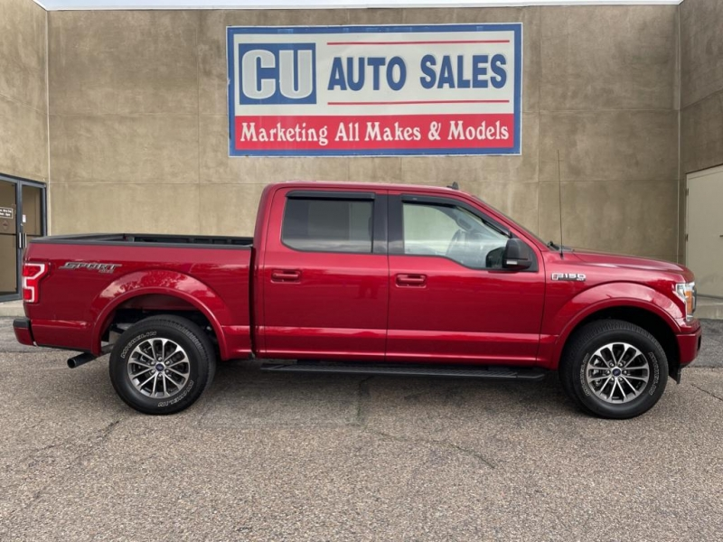 Ford F-150 2019 price $43,995