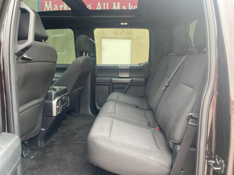Ford F-150 2018 price $50,995