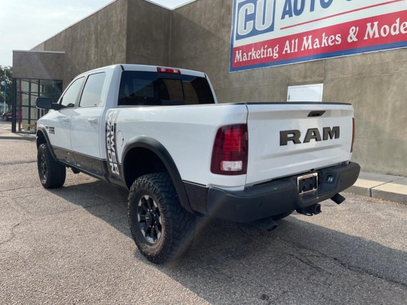 Ram 2500 2018 price $55,995