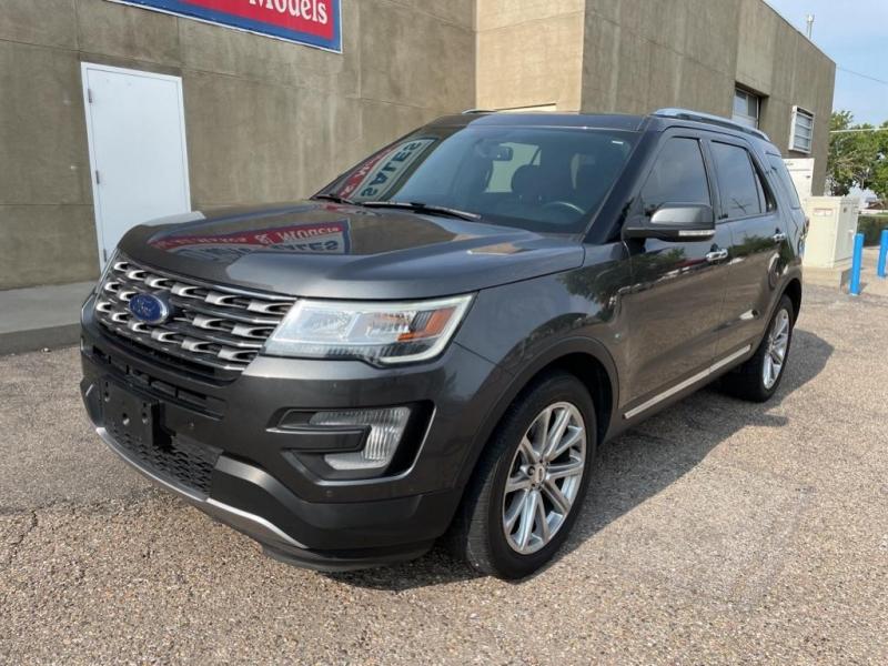Ford Explorer 2017 price $31,995
