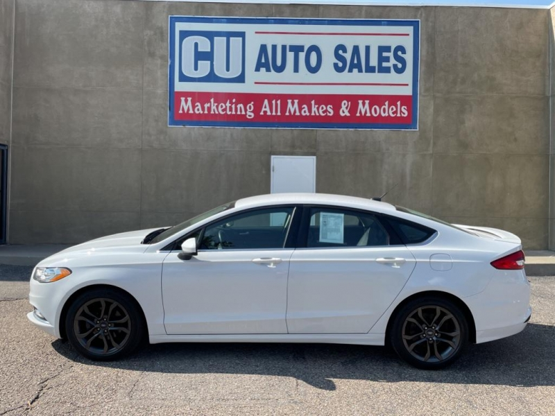 Ford Fusion 2018 price $21,995