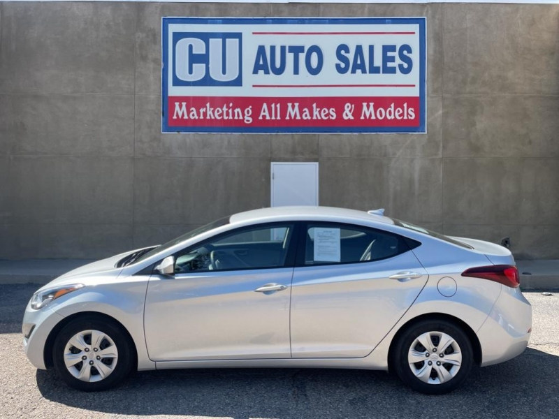Hyundai Elantra 2016 price $16,495