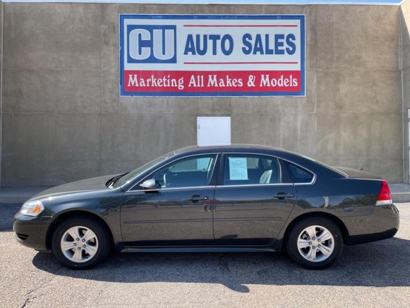 Chevrolet Impala Limited 2016 price $18,495
